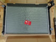 Радиатор охлаждения Hafei Brio AB13000011