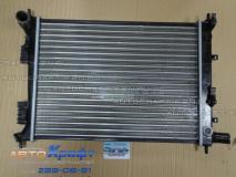 Радиатор охлаждения KIA RIO IV (механика)  253101R000