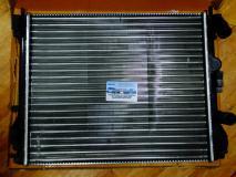 Радиатор охлаждения с кондиционером Renault Logan до 2008 7700428082