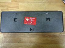 Рамка крепления переднего номерного знака Great Wall Hover 2803307-K00