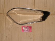Рамка решетки ПТФ правая хром  Chery Tiggo 5 T212803616