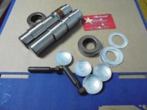 Ремкомплект шкворней на ось D30xL155mm Dong Feng1044/1045 2-005-08-16