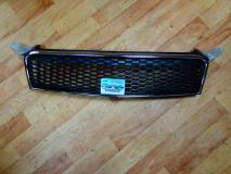 Решетка радиатора Chevrolet Aveo T255 96808248