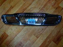 Решетка радиатора хром Chevrolet Lanos  96215294