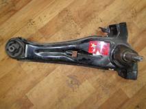 Рычаг задней подвески продольный левый с ABS Hafei Princip AD29110003