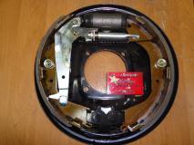 Щит заднего тормоза правый в сборе Great Wall Deer 4x4 3502520-F02