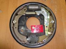 Щит заднего тормоза правый в сборе Great Wall Safe 4x4 3502520-F02