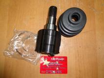 Шрус внутренний с ABS левый Hafei Brio AB22000001-1