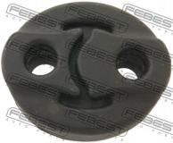 Подушка(подвеска) крепления глушителя Chevrolet Spark  1428178010