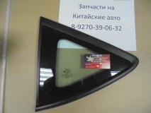 Стекло задней левой двери маленькое Geely Emgrand X7 1018015808