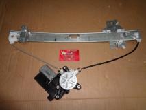 Стеклоподъемник в сборе (электро) задней левой двери (6 конт.) Great Wall Hover H3 6204100-K80