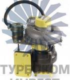 """Турбокомпрессор (с клапаном)  Двигатель: Д 245.9-67;   Д 245.9-568, Техника: ЛАЗ 695; Автобусы ПАЗ - """"Аврора"""" 620.1118010.02"""