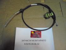 Трос стояночного тормоза правый Chery Fora, Vortex Estina A21-3508100