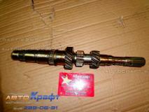 Вал первичный КПП Geely GC6 3170104111