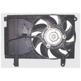 Вентилятор охлаждения радиатора CHEVROLET LANOS 98- 96536666