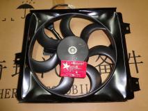 Вентилятор двигателя Geely MK до 2008 г Китайской сборки 1016002191