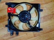 Вентилятор двигателя левый Geely MK CROSS до 02.2013 1016003507