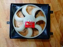Вентилятор двигателя Geely MK (Дервейс) правый до 02.2013 г. 1016003508