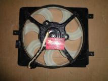 Вентилятор двигателя Geely MK CROSS (Дервейс) правый c 02.2013 г. 101600350853