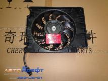 Вентилятор радиатора кондиционера Geely MK Cross 1018002718 1018002718