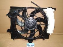 Вентилятор охлаждения двигателя Hyundai Solaris 253801R050