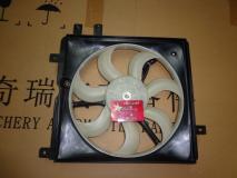 Вентилятор радиатора левая Geely Otaka 1602191180