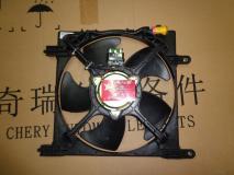 Вентилятор радиатора охлаждения Lifan Breez  LBA1308100B1