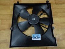 Вентилятор радиатора в сборе главный CHEVROLET AVEO 1.4 (2006-) 96536666