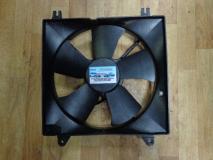 Вентилятор+мотор+диффузор Chevrolet Lacetti 96553242
