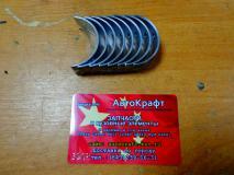 Вкладыш шатунный STD Geely MK CROSS (8шт) E020120501