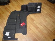 Защита двигателя правая Lifan Solano B2802211