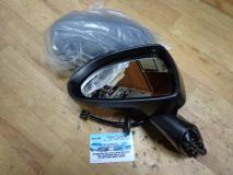 Зеркало левое электрическое с подогревом OPEL CORSA -D- 2006- 6428253