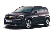 Chevrolet Orlando (Шевроле Орландо)