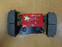 Колодки задние Great Wall Hover H5 3502120-K00